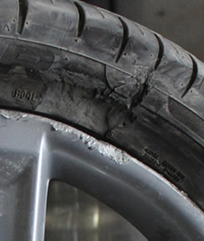 Tire replacement Tri City Wheel Repair